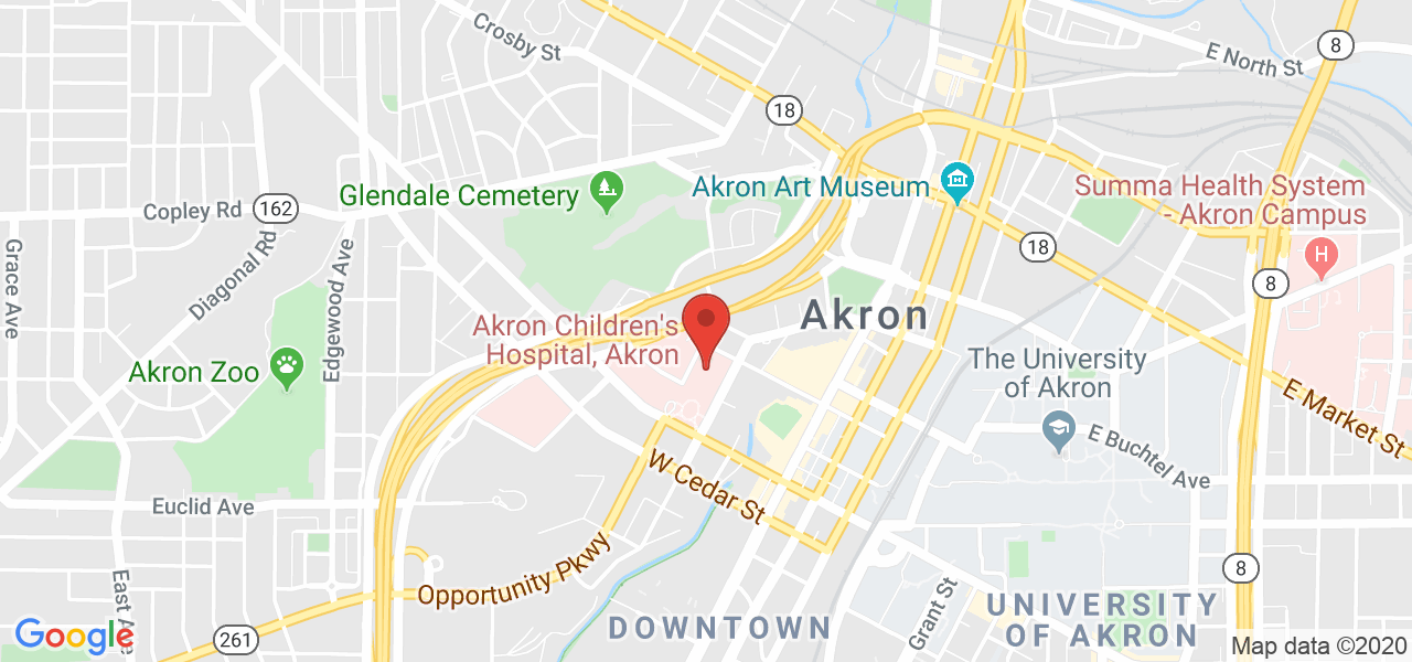 Mapa de Google para coordenadas 41.079816 por -81.525155.