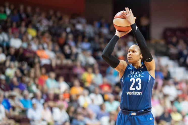 Maya Moore saltará la segunda temporada consecutiva de la WNBA
