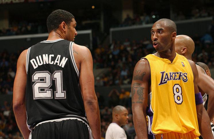Kobe Bryant, Tim Duncan, Kevin Garnet HOF-Bound