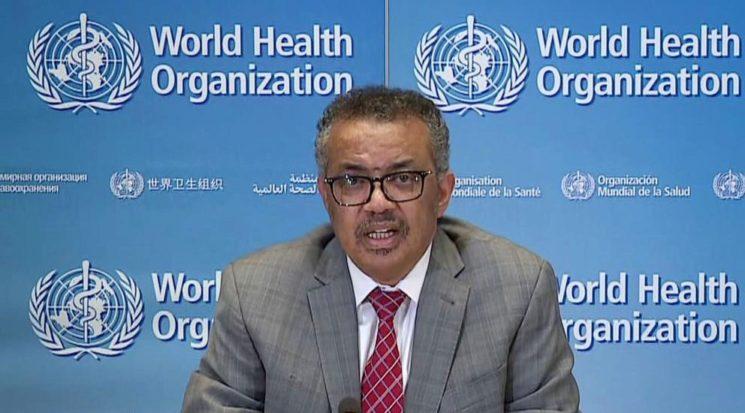 La OMS confirma más de un millón de casos de coronavirus en el mundo »