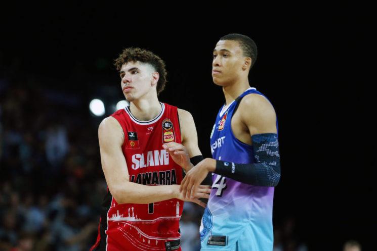 LaMelo Ball y el gerente compran Illawarra Hawks