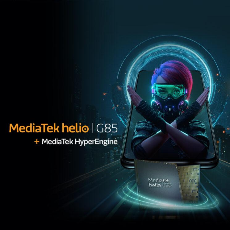 MediaTek revela la más reciente incorporación a la serie de chips para juegos con Helio G85 Helio G85 ofrece Mejoras de HyperEngine para un rendimiento sostenido y una jugabilidad más prolongada.