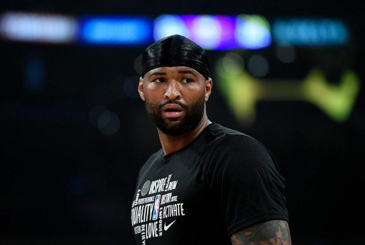 DeMarcus Cousins se sentará en el reinicio de la NBA 2019-20