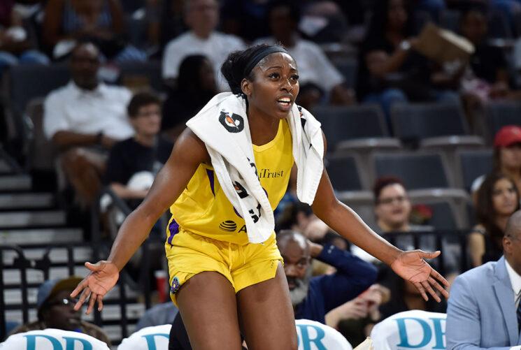 Lista de jugadores de la WNBA que se excluirán de la temporada 2020