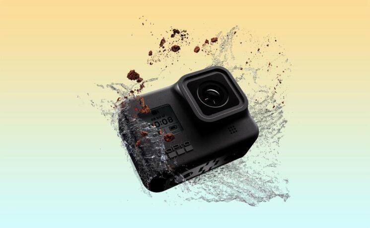 Cámara todoterreno para grabar tus vacaciones GoPro HERO8 ahora es más barata con este código en eBay