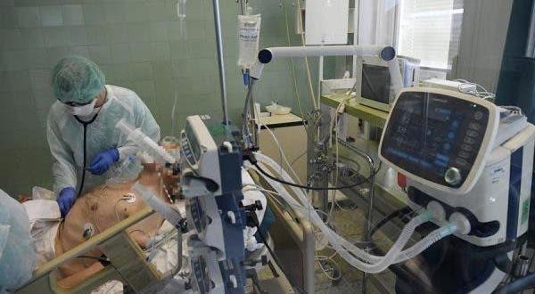 Médicos de pacientes críticos Covid-19 advierten al Gobierno ocupación