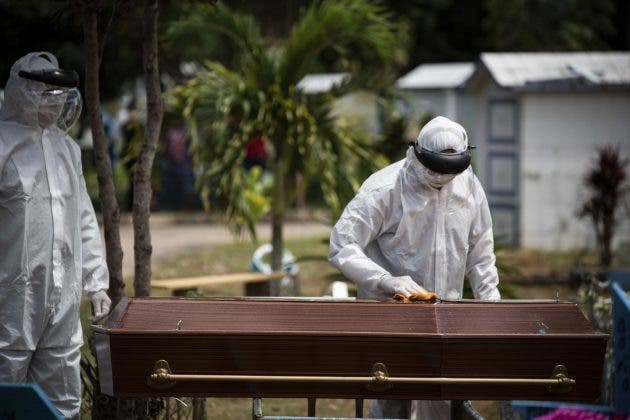 República Dominicana supera a China en casos acumulados de COVID-19