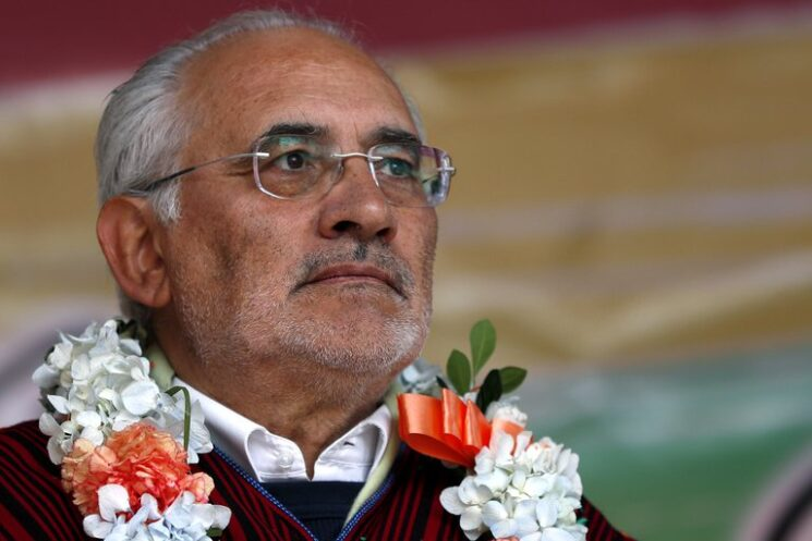 Carlos Mesa, un reincidente en la política boliviana que pelea por un balotaje »