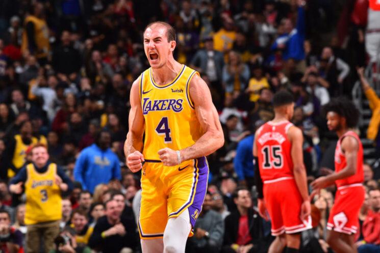 Entrenador de los Lakers: 'Todos los equipos querían a Alex Caruso'