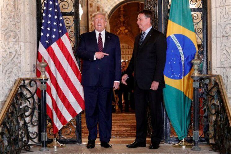 La propuesta de Estados Unidos a Brasil para que mantenga