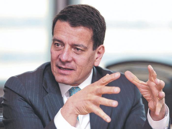 'La producción de gas ahora será el 30% de la operación'