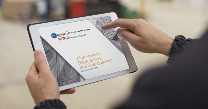 El nuevo informe de 451 Research captura el impacto de la eficiencia y la sostenibilidad en el mercado de proveedores de servicios y la nube