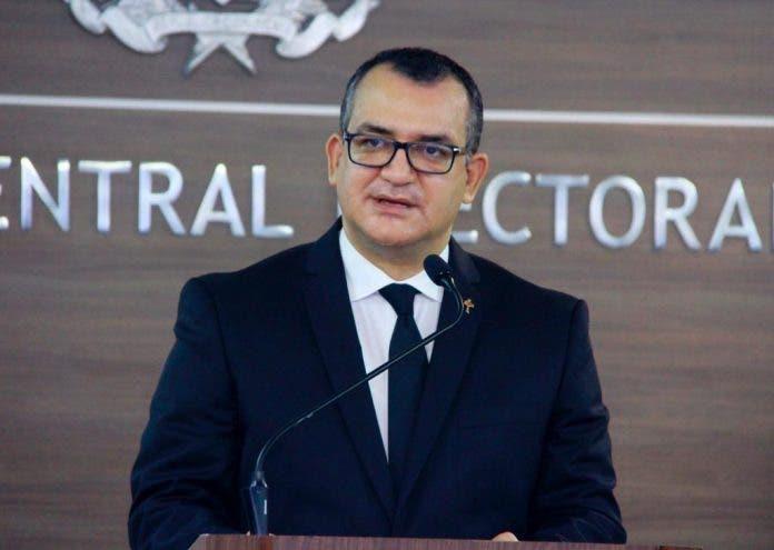 Román Jáquez asegura que la JCE será casa de la democracia