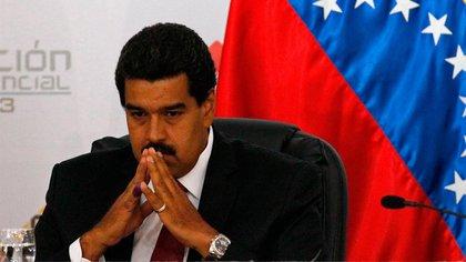 Cada vez son más las denuncias contra la dictadura de Nicolás Maduro (EFE)