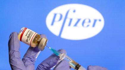 Pfizer. REUTERS/Dado Ruvic/File Photo