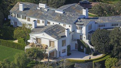 La increíble mansión por la que Bezos pagó 165 millones de dólares (The Grosby Group)