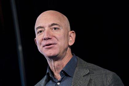 Jeff Bezos quiere alejarse de las noticias del corazón y recuperar su bajo perfil (Andrew Harrer/Bloomberg)