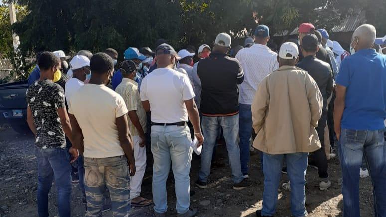 Dirigentes del PRM visitan instituciones en busca de nombramientos en San Juan