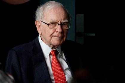 Warren Buffett en Omaha, Nebraska, en 2018 (REUTERS/Rick Wilking/File Photo)