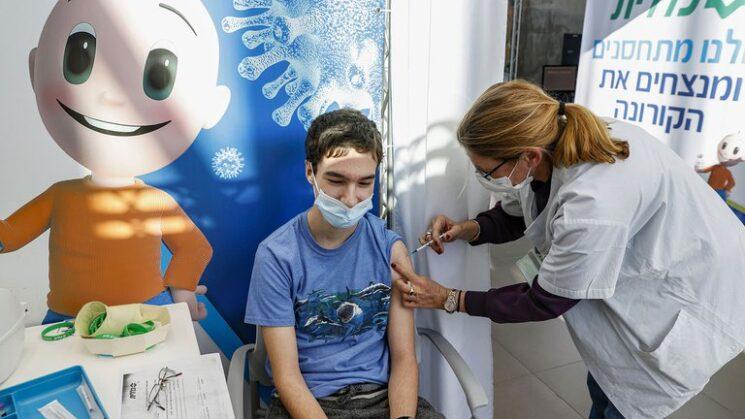 En apenas dos meses, Israel ya vacunó a más del 70 por ciento