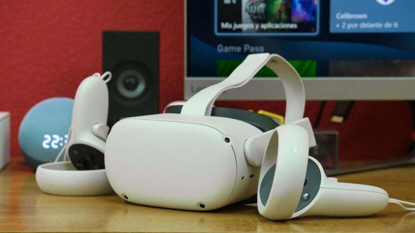 Facebook baraja una versión mejorada del Oculus Quest 2