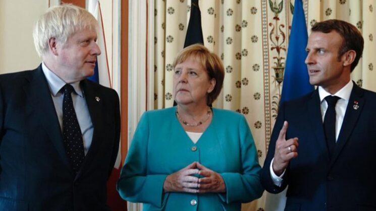 """Francia, Alemania y el Reino Unido condenaron la """"peligrosa"""" restricción"""