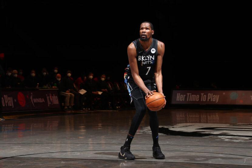 Kevin Durant a Miss 2021 All-Star Game, reemplazado por Domantas Sabonis de los Pacers