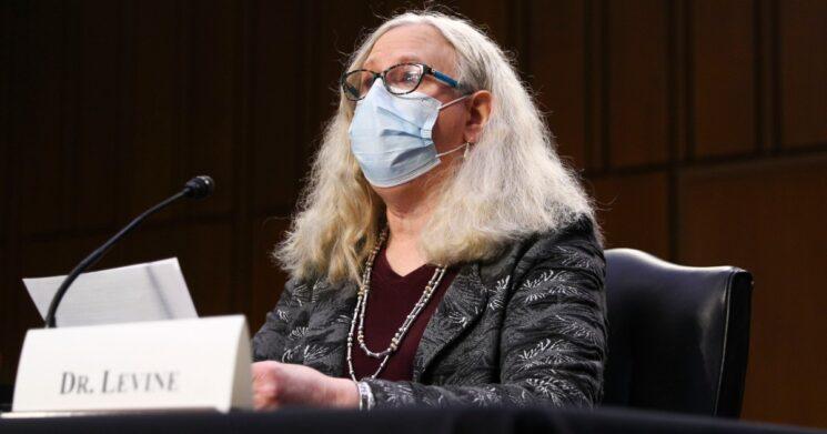 La Dra. Rachel Levine enfrenta preguntas del comité del Senado