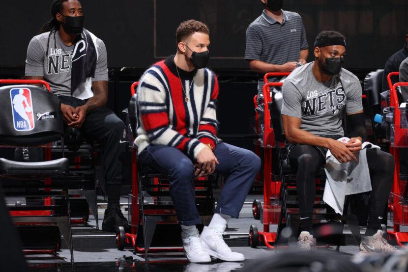 Blake Griffin revela que Kevin Durant es el jugador de los Nets que más lo reclutó
