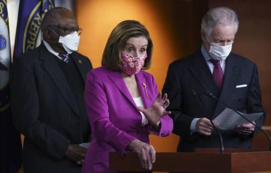 Congreso de EEUU aprueba paquete de rescate por pandemia