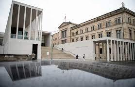 Coronavirus en Berlín Por ahora, no se abrirán más casas de los museos estatales.