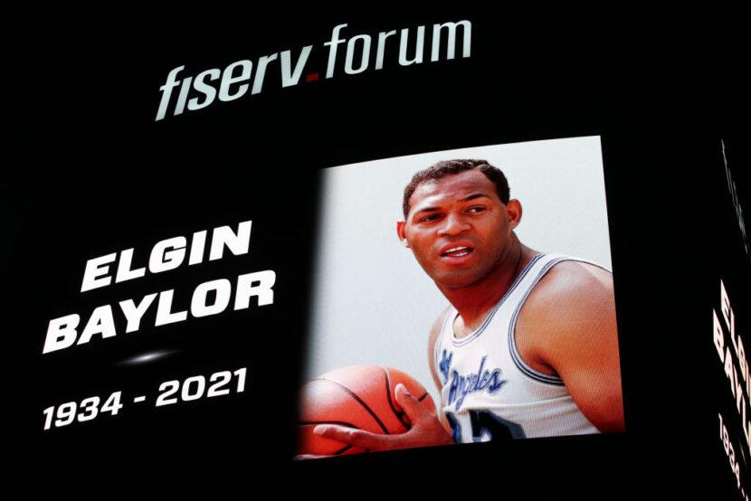 Fallece el icono de la NBA, la leyenda de los Lakers, Elgin Baylor, a los 86 años
