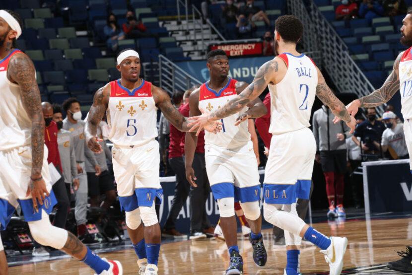 Lonzo Ball 'lo dejó muy claro' que quiere quedarse con Pelicans
