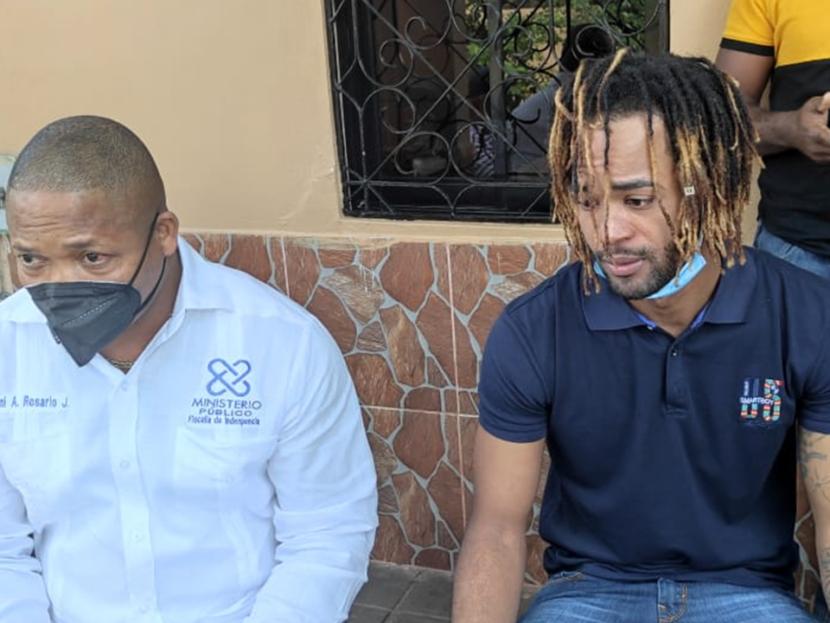 ! NO AGUANTÓ LA PRESIÓN! Tras fuerte persecución policial, se entrega hombre acusado de dar muerte a otro en el Municipio de Duvergé.