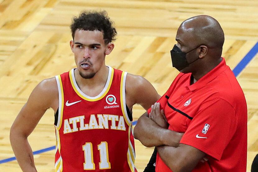 Nate McMillan lleva a los Hawks a una racha de ocho victorias consecutivas como entrenador en jefe