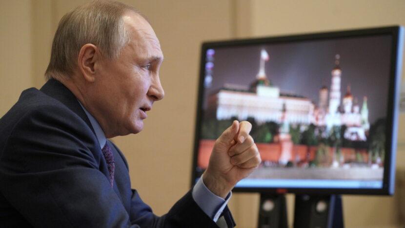 Putin llama a crear reglas globales en el ciberespacio a medida
