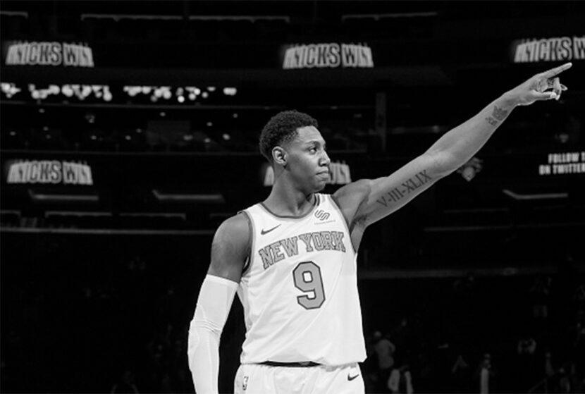 Siga el viaje de RJ Barrett en NBA Rooks, transmitiendo ahora en ESPN +