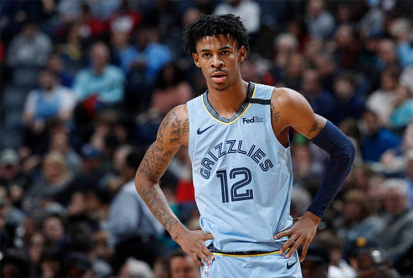 Sigue el viaje de Ja Morant en 'NBA Rooks', transmitiendo ahora en ESPN +