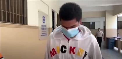 Tres meses de coerción a uno de los vinculados en asesinato de raso PN en SFM