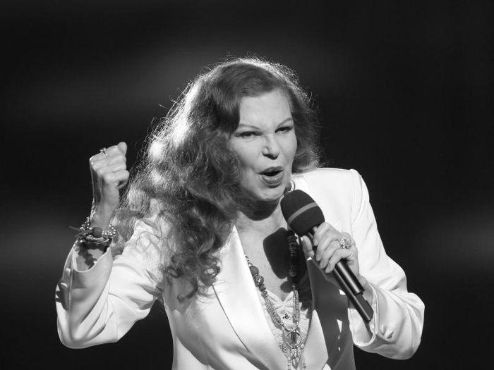 A la edad de 81 añosMuere la cantante italiana Milva