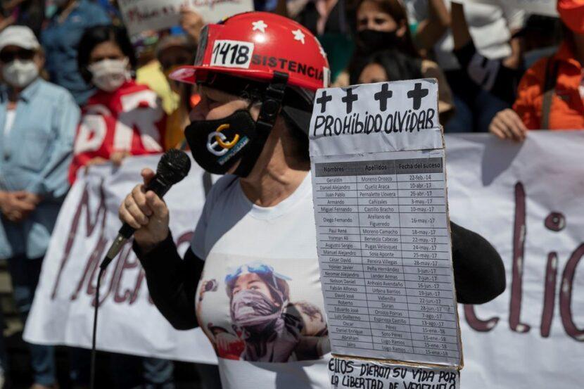 Amnistía Internacional denunció una nueva normativa del régimen