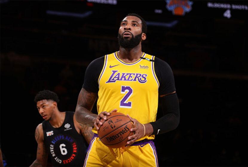 Andre Drummond habla de sus luchas ofensivas con los Lakers