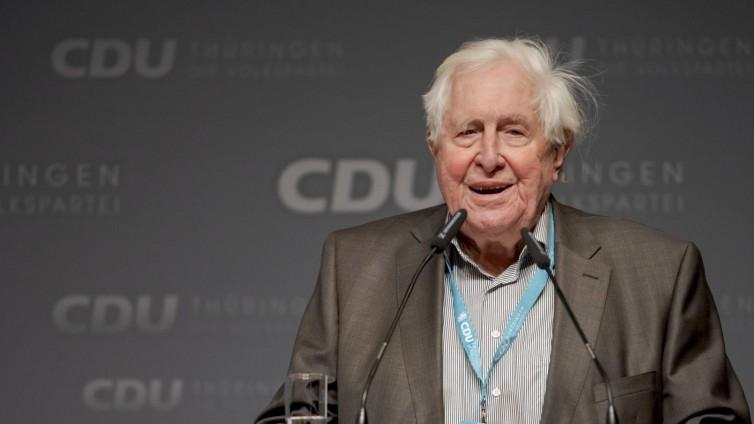 Bernhard Vogel (CDU) sobre la pregunta K, La Unión