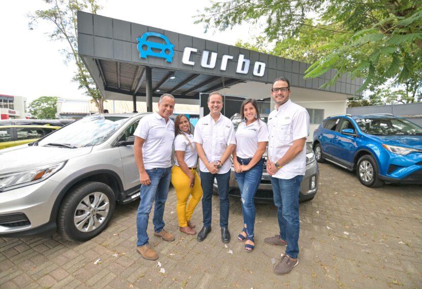 CURBO y El Yaque Motors se unen para llevar a Santiago una nueva forma de venta de vehículos usados