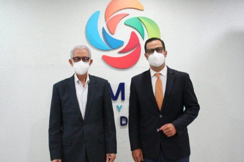 Cámara de Santo Domingo y TSS buscan unificar sus sistemas de información