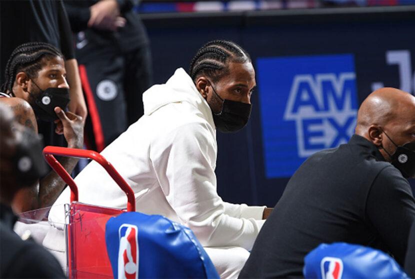 Clippers continuará sin Kawhi Leonard hasta la próxima semana con dolor en el pie