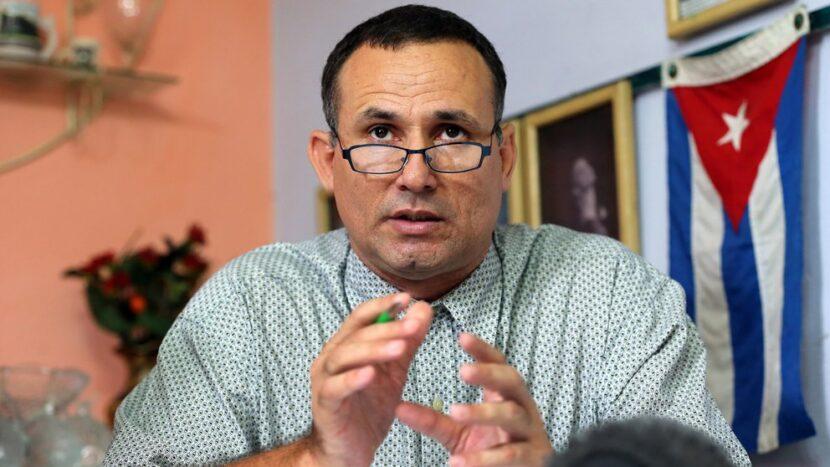 El disidente cubano José Daniel Ferrer denunció que fue atacado