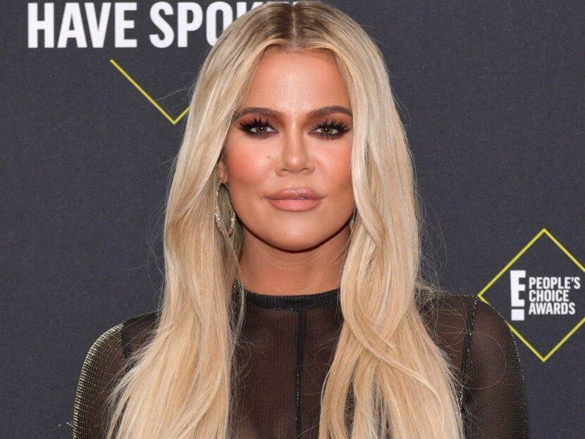 El equipo de Khloé Kardashian está luchando por borrar todo rastro de una foto de ella que se publicó en línea 'por error'