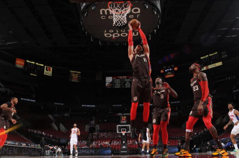 Enes Kanter hace historia en la NBA con un rendimiento de 30 rebotes