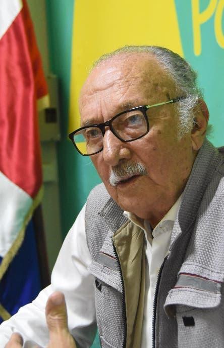 Fidelio Despradel apoya urgente depuración Policía